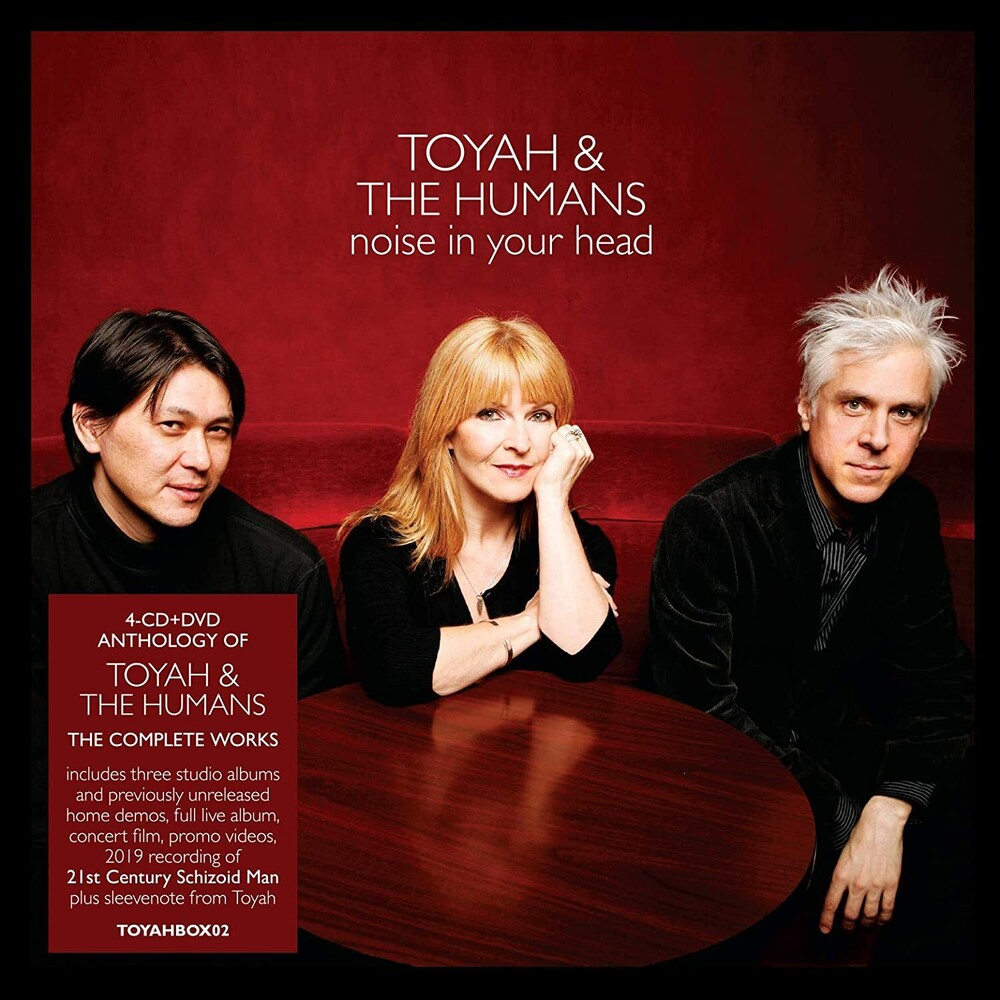 Toyah & The Humans - Noise In Your Head