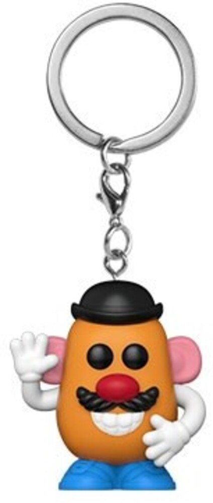 - FUNKO POP! KEYCHAIN: Hasbro- Mr. Potato Head