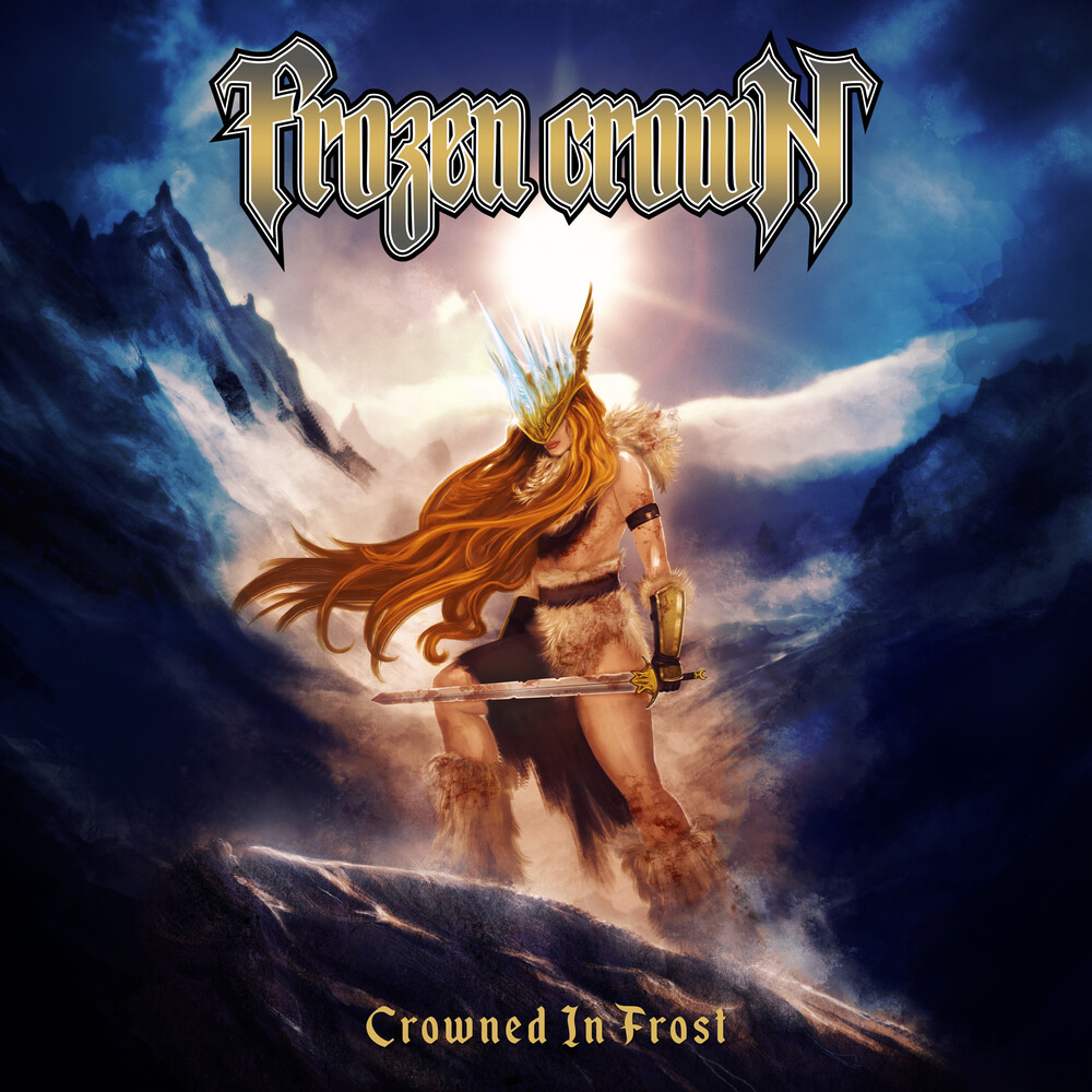 Frozen Crown - Crowned In Frost (Gol) [Limited Edition]