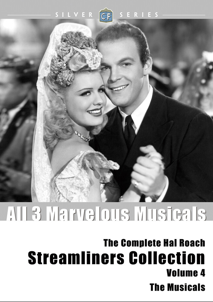 - Complete Hal Roach Streamliners Collection Vol 4
