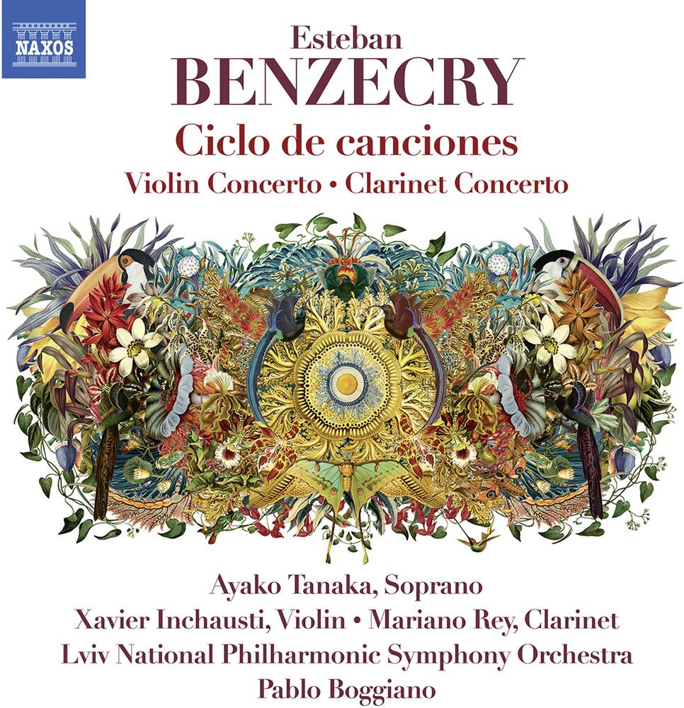 Benzecry / Inchausti / Boggiano - Ciclo De Canciones