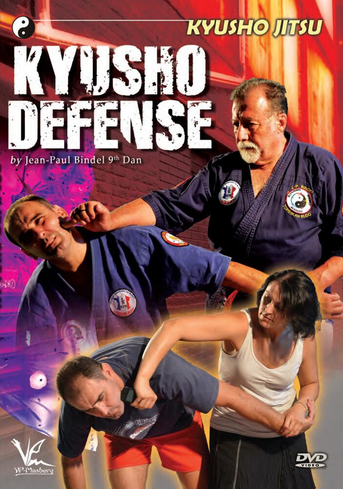 - Kyusho-Jitsu: Kyusho Defense