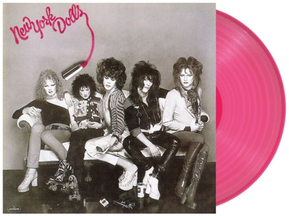 New York Dolls - New York Dolls (Ltd) (Pnk)