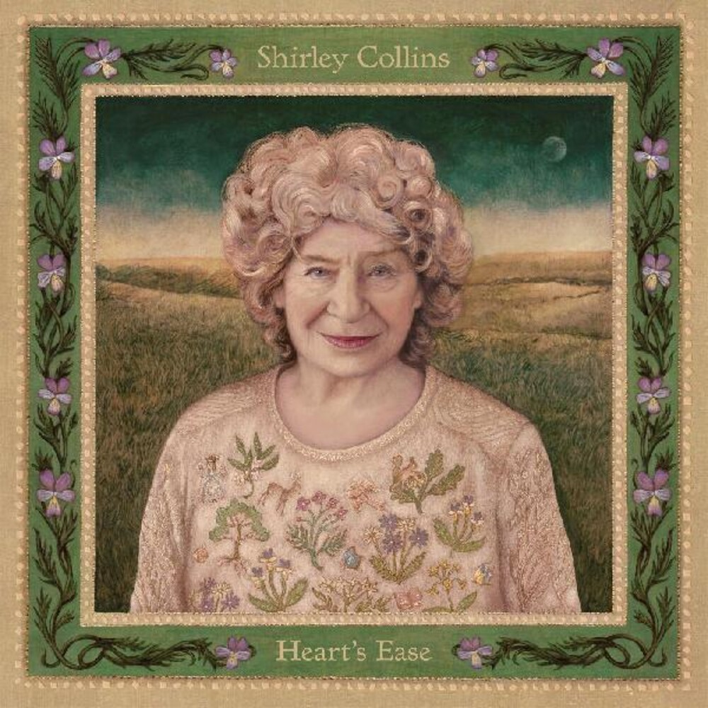 Shirley Collins - Heart's Ease [LP]
