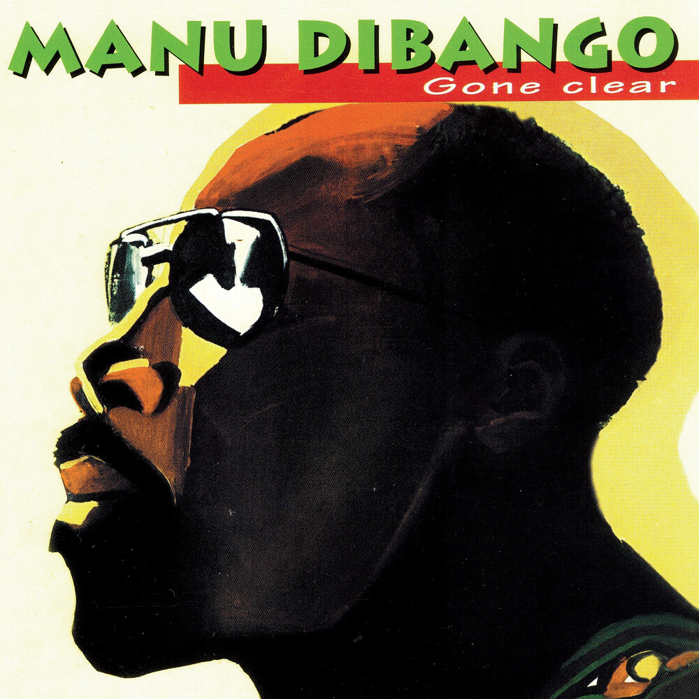 Manu Dibango - Gone Clear [LP]