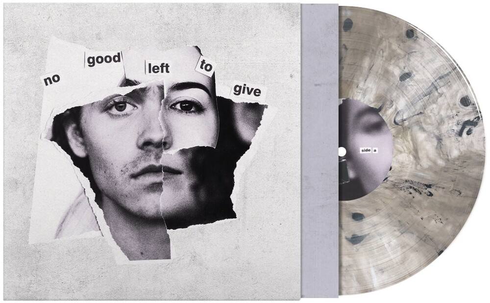 Movements - No Good Left To Give [Clear w/ Black & White Smoke LP]