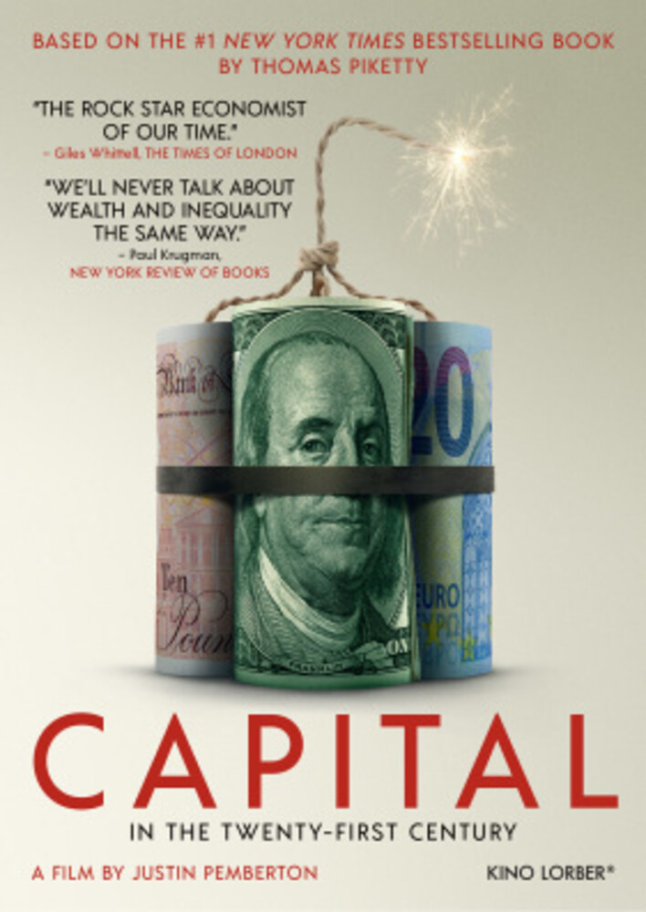 - Capital in the Twenty-First Century