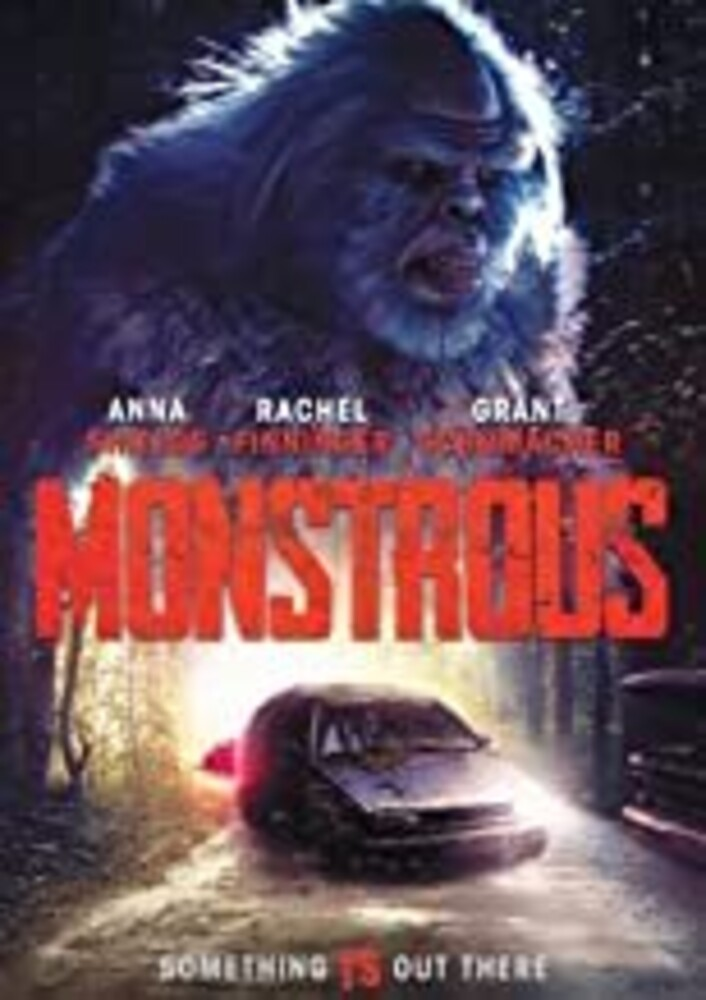 Monstrous DVD - Monstrous