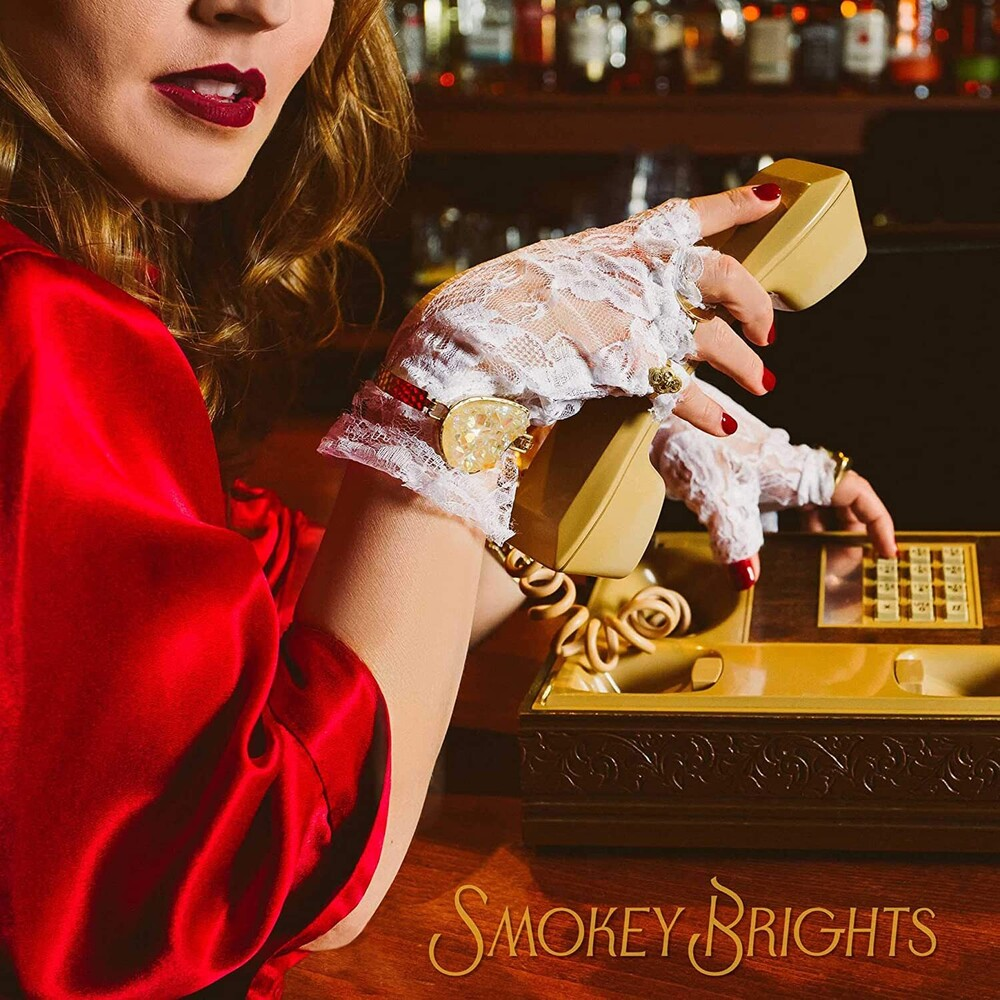 Smokey Brights - I Love You But Damn (Uk)