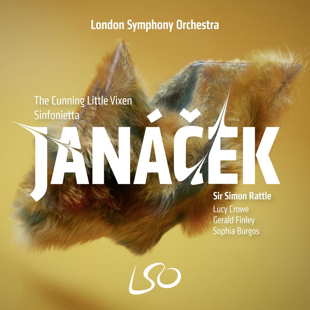 London Symphony Orchestra / Sir Simon Rattle - Janacek: The Cunning Little Vixen Sinfonietta