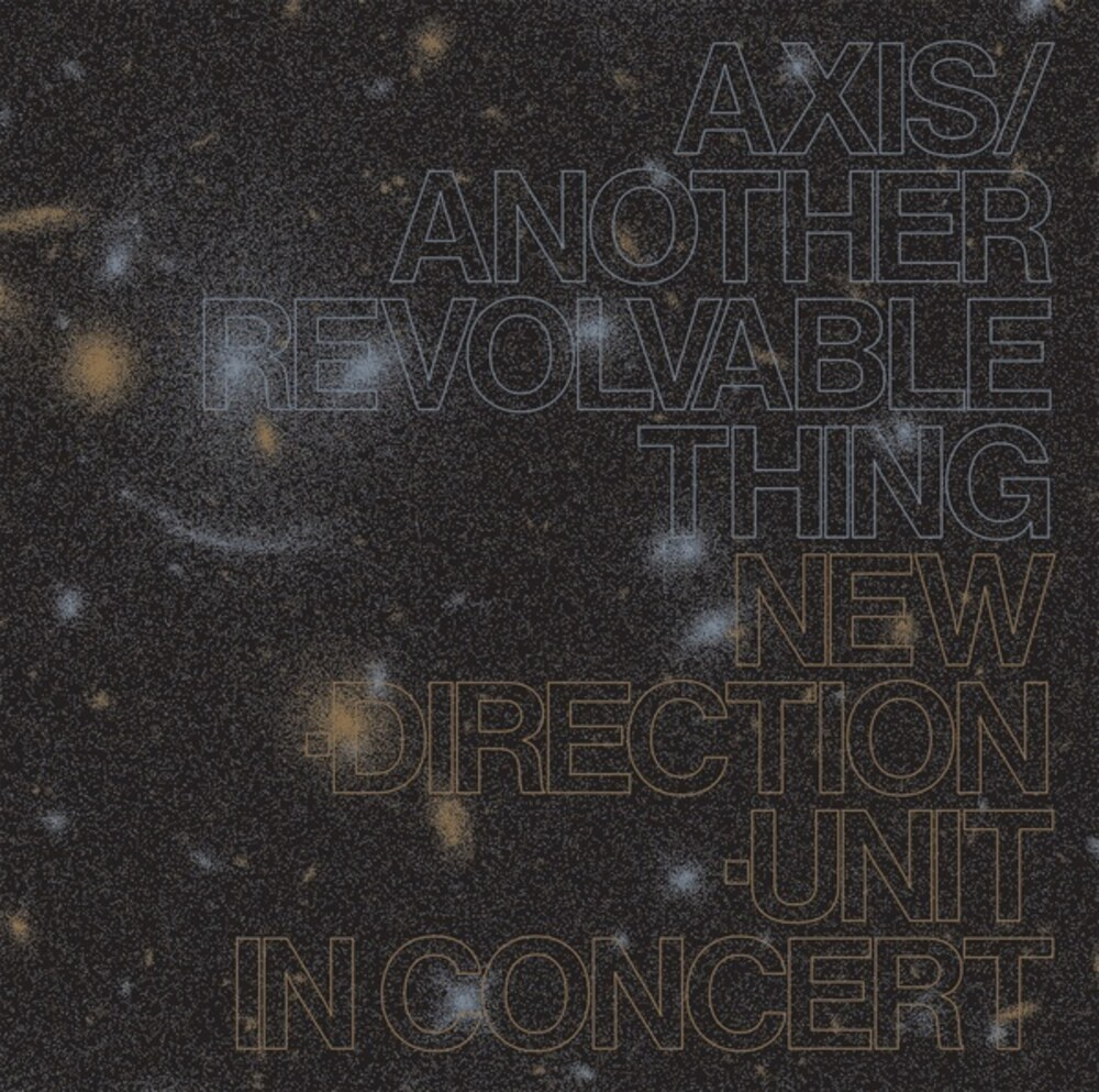 Masayuki Takayanagi - Axis / Another Revolvable Thing (2pk)