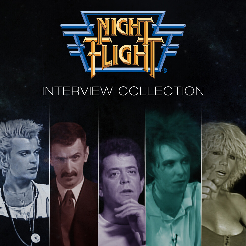 Night Flight Interviews Collectors Edition - Night Flight Interviews: Collector's Edition (Box)
