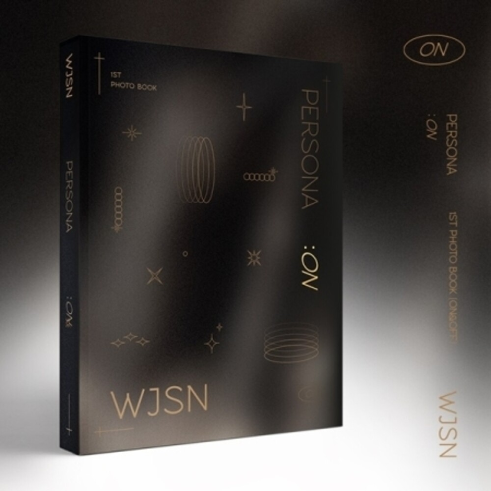 - Wjsn 1st Photobook (On & Off)] Persona: On (W/Dvd)