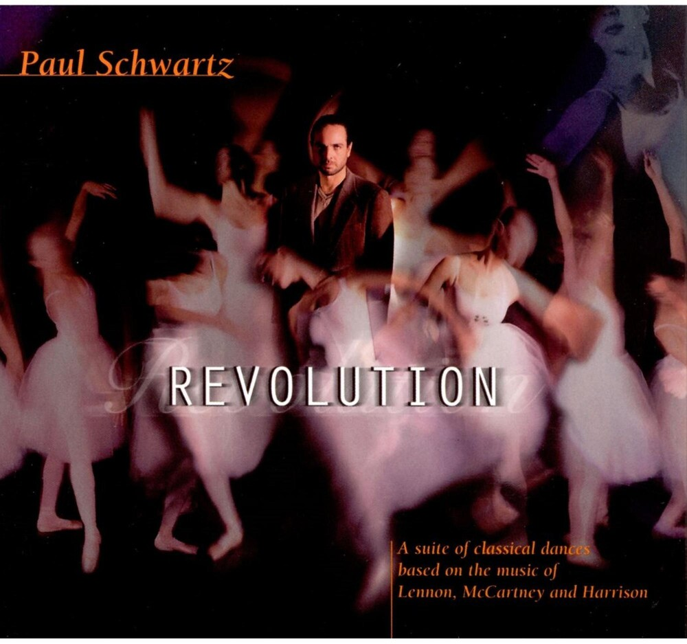 Paul Schwartz - Revolution (Uk)