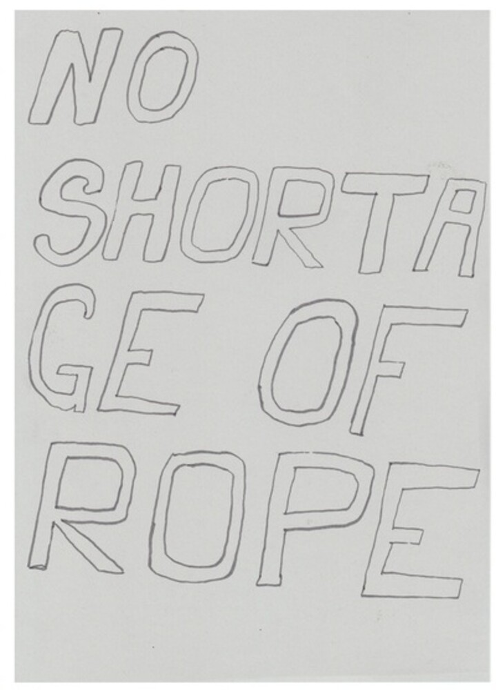 Nick Klein - No Shortage Of Rope