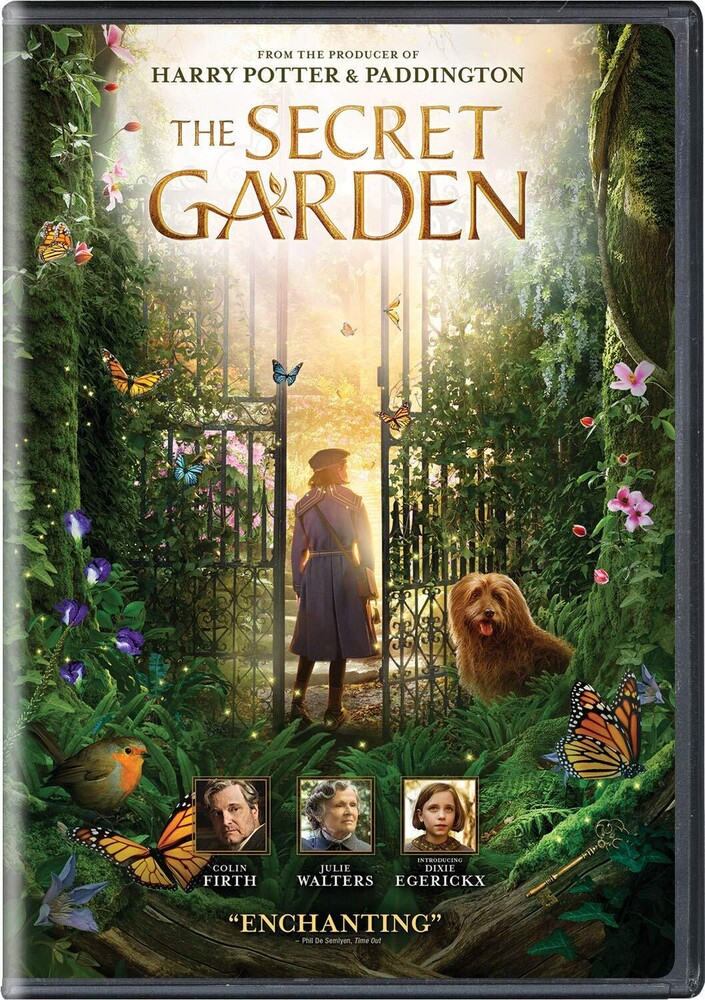 The Secret Garden [Movie] - The Secret Garden [2020]