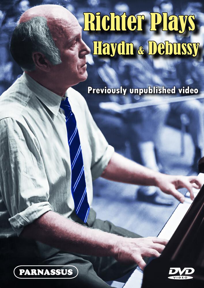 Sviatoslav Richter - Richter Plays Haydn & Debussy