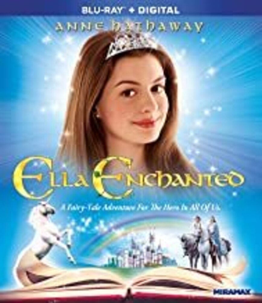 - Ella Enchanted