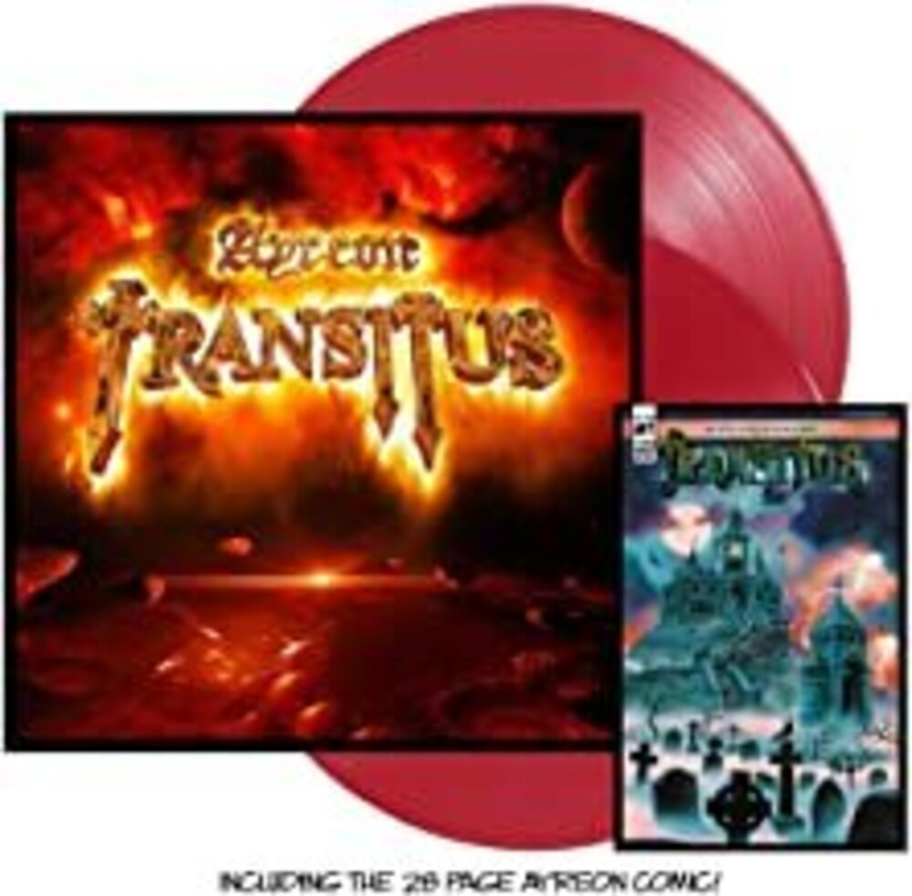 Ayreon - Transitus [Colored Vinyl] (Red) (Uk)