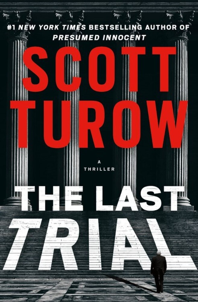 - The Last Trial: A Thriller