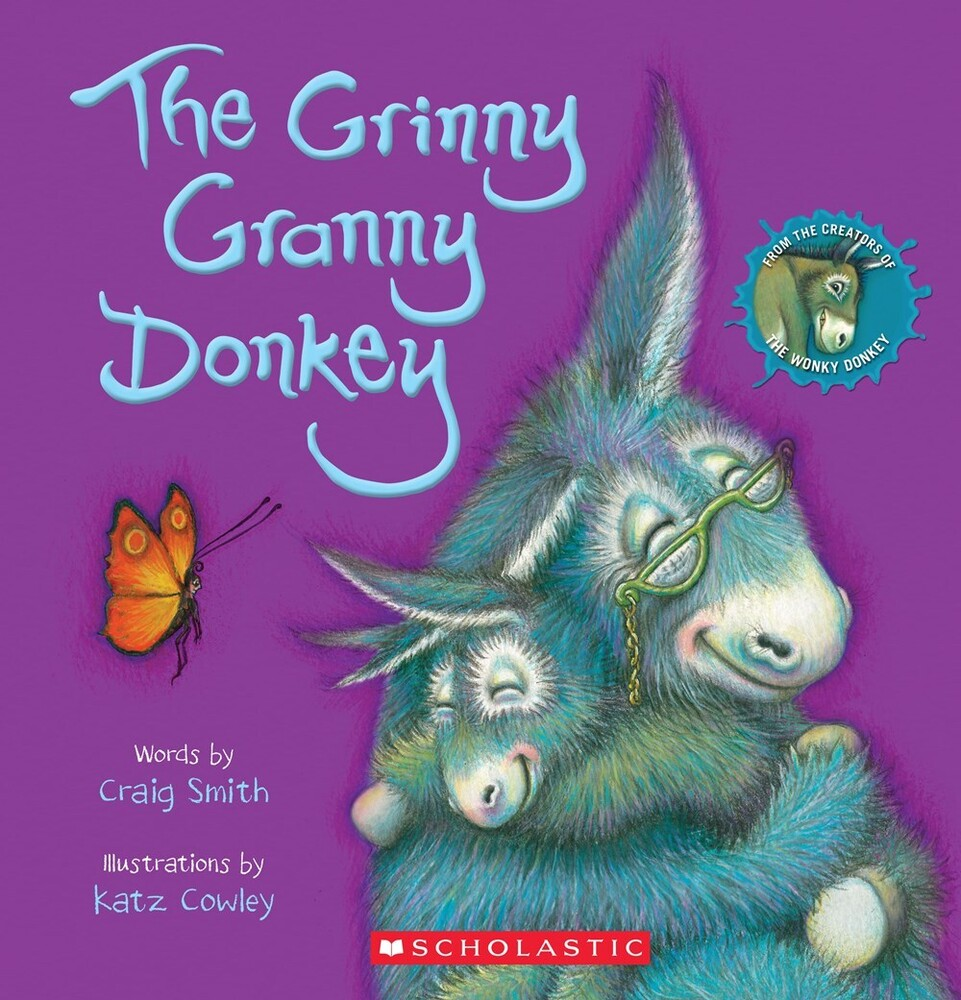 - The Grinny Granny Donkey