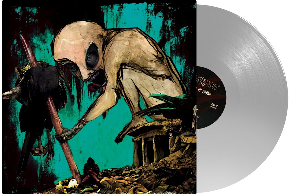 Nuclear - Murder Of Crows (Transparent Vinyl) [Colored Vinyl]
