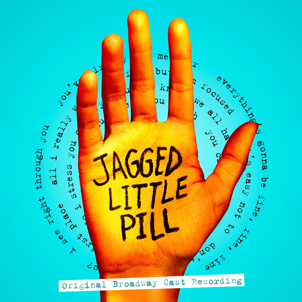 Jagged Little Pill / OBC - Jagged Little Pill (Original Broadway Cast)