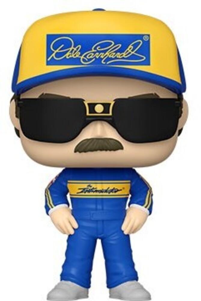 Funko Pop! Nascar: - FUNKO POP! NASCAR: Dale Earnhardt Sr.