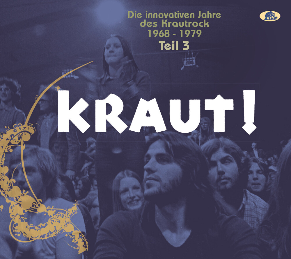Kraut Die Innovativen Jahre Des Krautrock / Var - Kraut: Die Innovativen Jahre Des Krautrock / Var