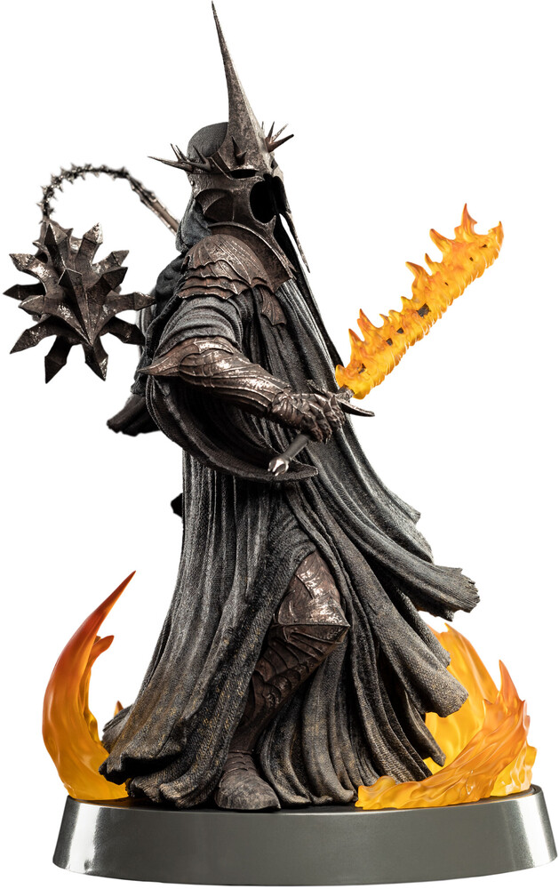 Fandom - WETA Workshop Figures of Fandom - Lord Of The Rings - The Witch-King
