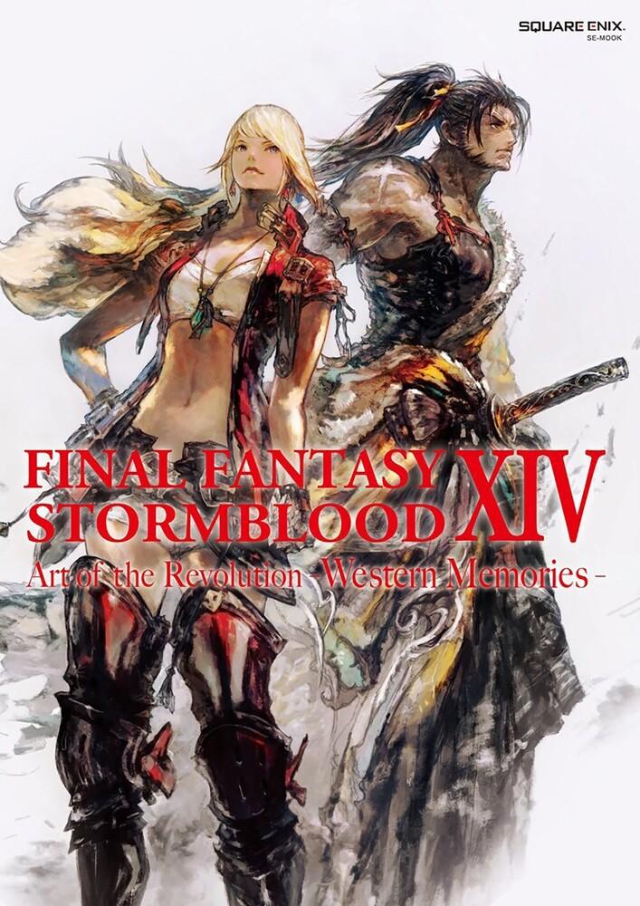 - Final Fantasy XIV: Stormblood: The Art of the Revolution: WesternMemories