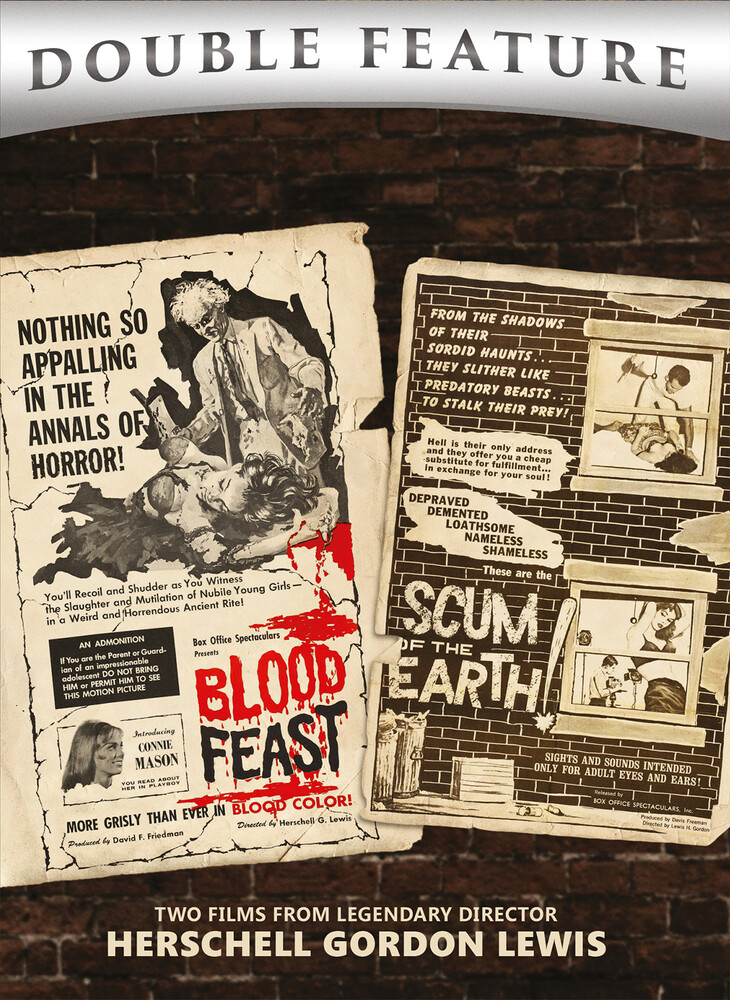 - Blood Feast & Scum Of The Earth