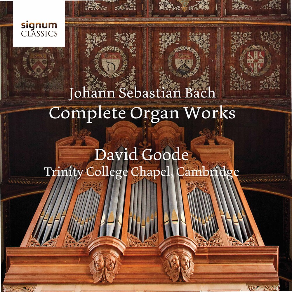 David Goode - Complete Organ Works