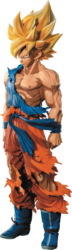 Banpresto - BanPresto - Dragon Ball Z Super Master Stars Piece The Son Goku Figure