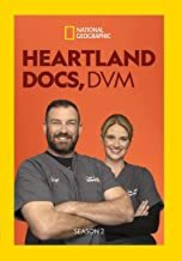 Heartland Docs: Dvm: Season 2 - Heartland Docs: Dvm: Season 2 (2pc) / (Mod 2pk Ws)