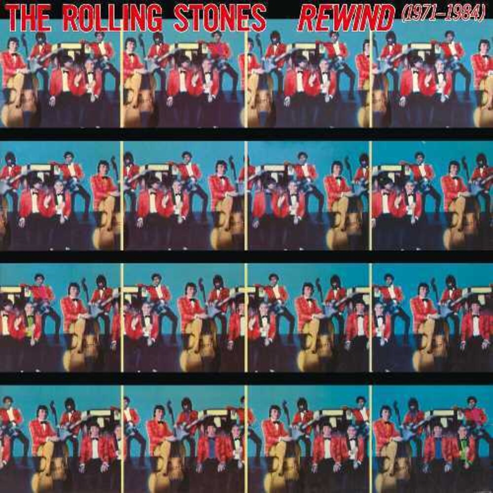 The Rolling Stones - Rewind (1971-1984) [Super High Material CD]