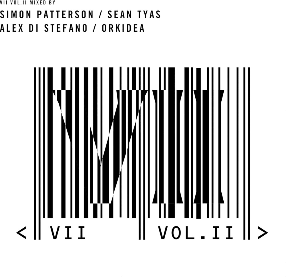 Simon Patterson / Tyas,Sean / Di Stefano,Alex - VII Vol. 2