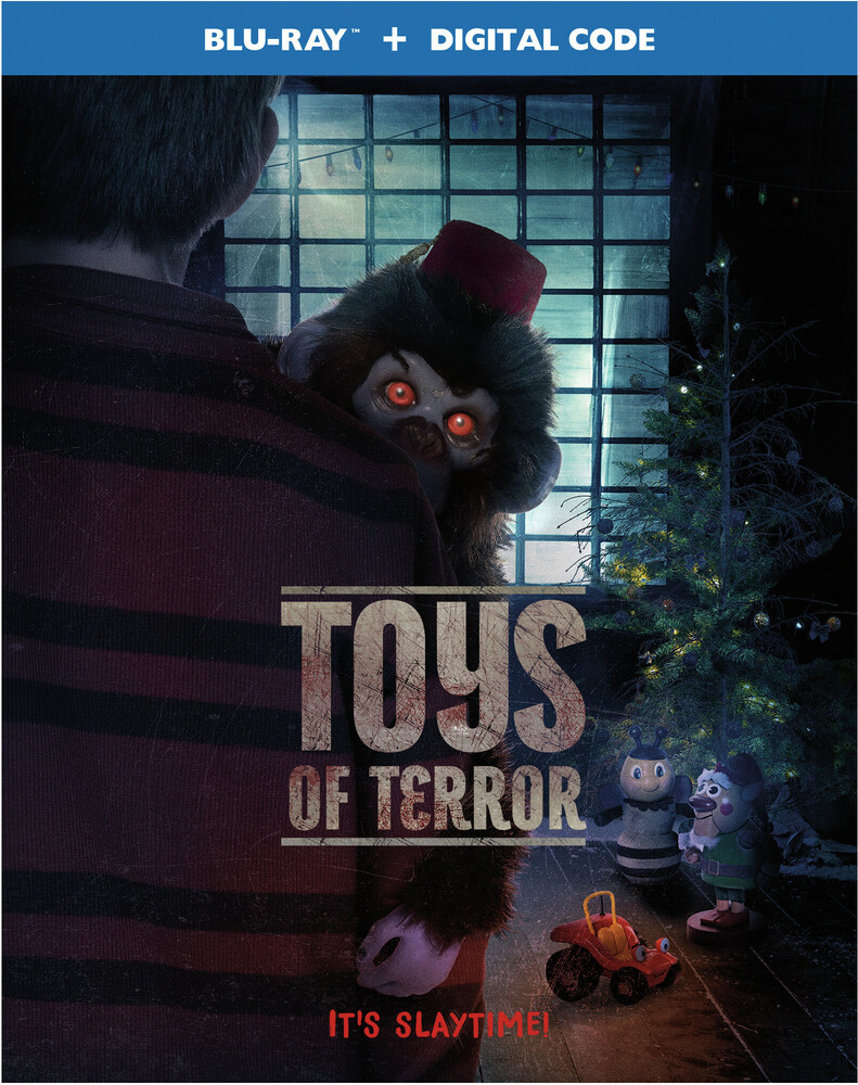 - Toys Of Terror / (Digc)
