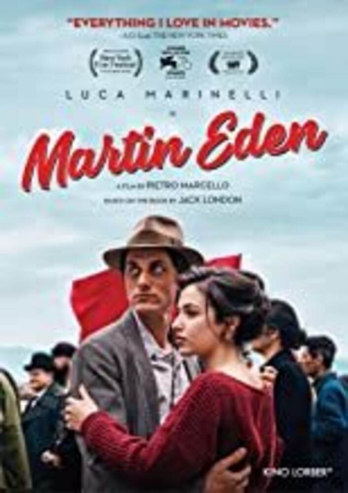 Martin Eden (2019) - Martin Eden (2019)