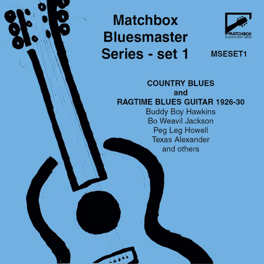 Matchbox Bluesmaster 1 / Various - Matchbox Bluesmaster 1 / Various (Box)