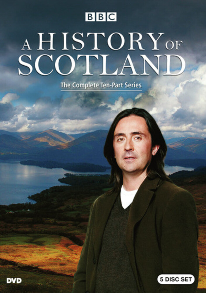 History Of Scotland - History Of Scotland (5pc) / (Mod Ws)