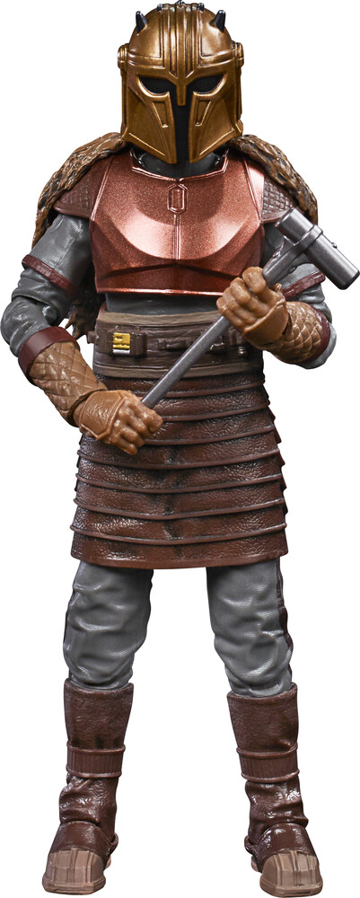 SW Bl Sawyer - Hasbro Collectibles - Star Wars Black Series Mandalorian Armorer
