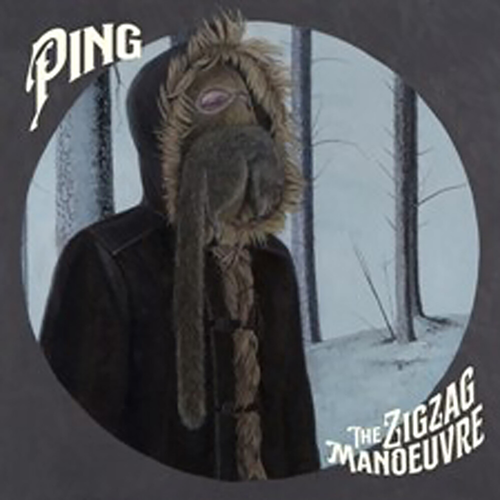Ping - Zig Zag Manoeuvre [Colored Vinyl] (Uk)