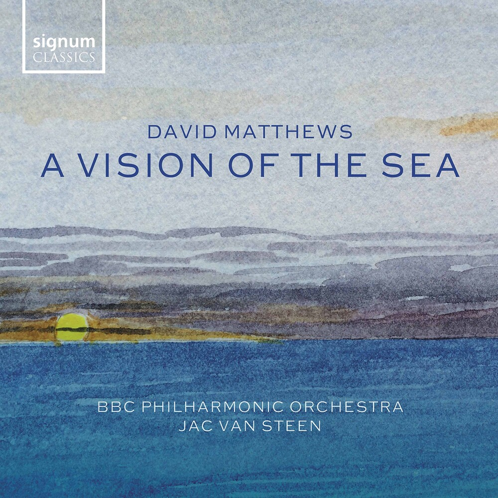 BBC Philharmonic Orchestra - Vision of the Sea
