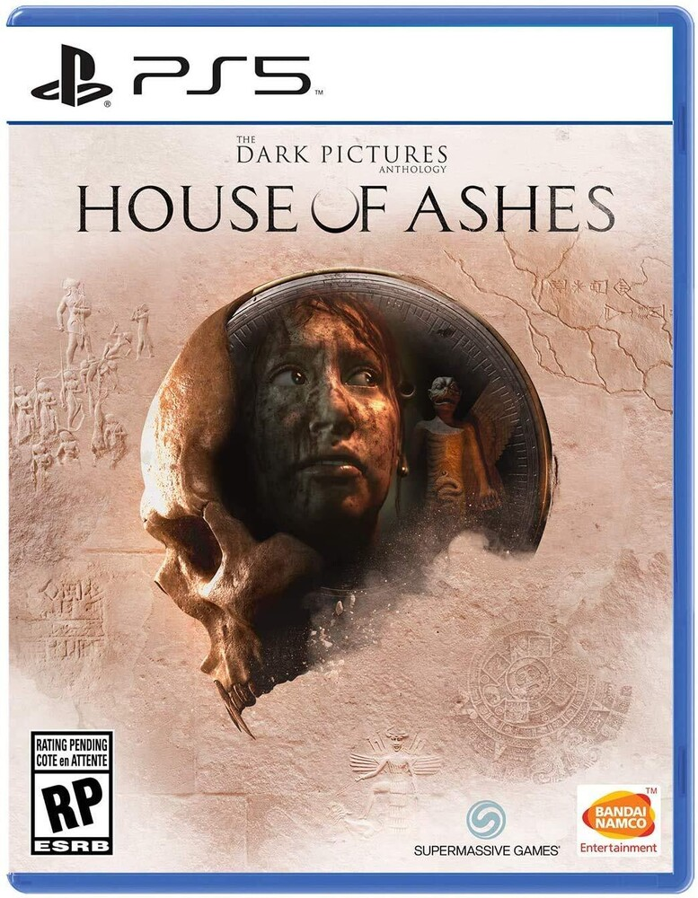 Ps5 Dark Pictures - House of Ashes - Ps5 Dark Pictures - House Of Ashes