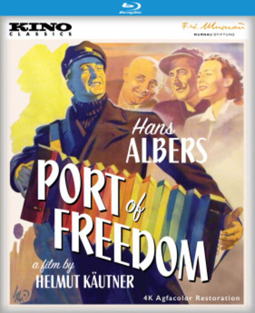 Port of Freedom (1944) - Port of Freedom