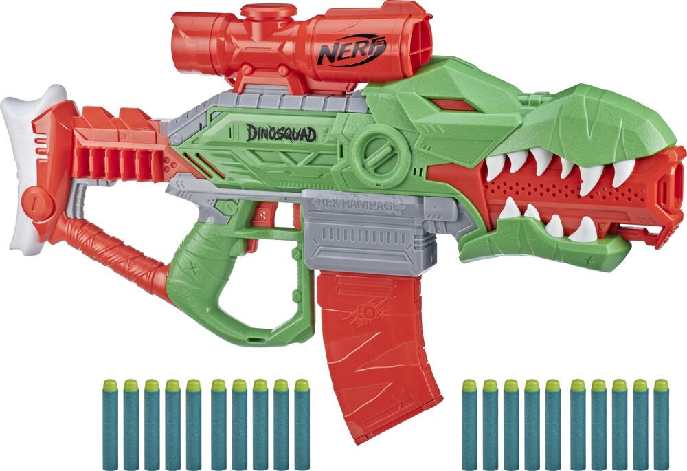 Ner Rex Rampage - Hasbro Collectibles - Nerf Rex Rampage
