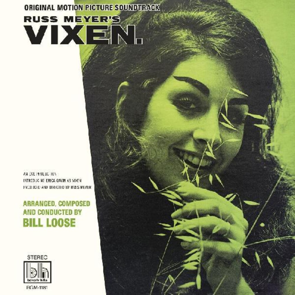 Loose, Bill - Russ Meyer's Vixen (Original Motion Picture Soundtrack)