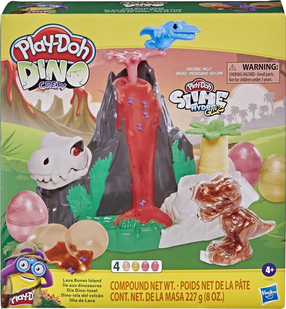 Pd Dino Island - Hasbro Collectibles - Play-Doh Dino Island