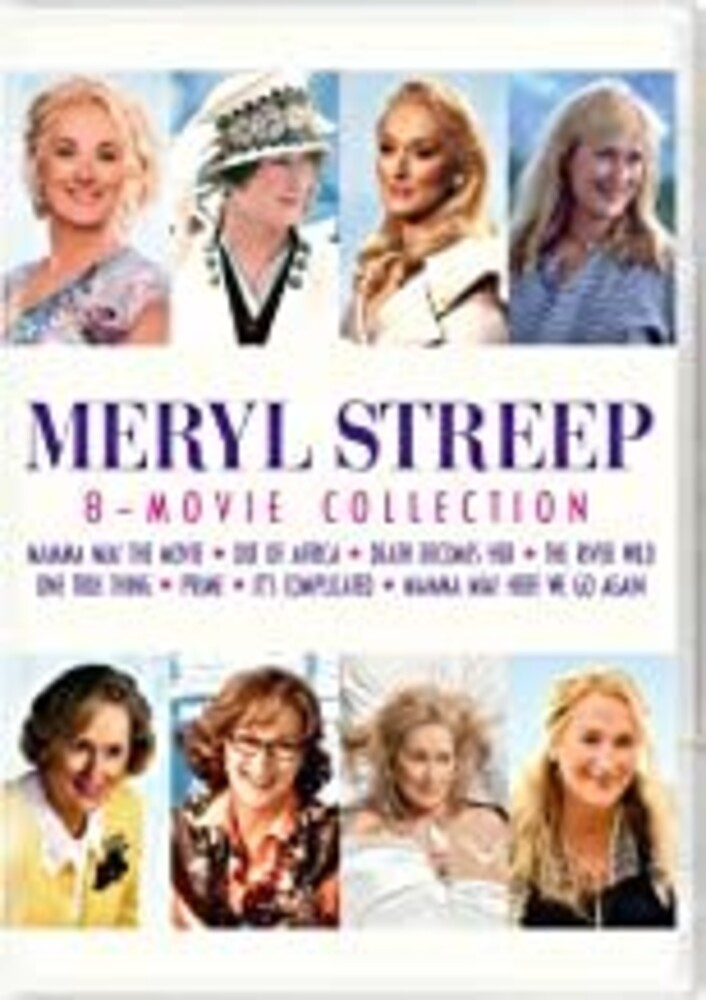 Meryl Streep 8-Movie Collection - Meryl Streep 8-Movie Collection